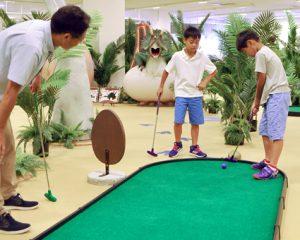 パターゴルフ(全18ホール)